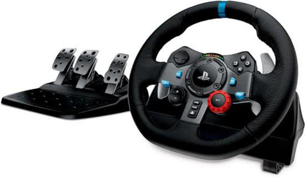 Logitech G29 Driving Force game stuur review
