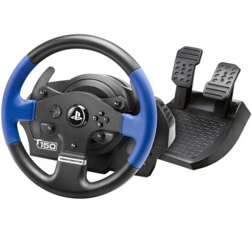 Thrustmaster T150 racing gaming stuur