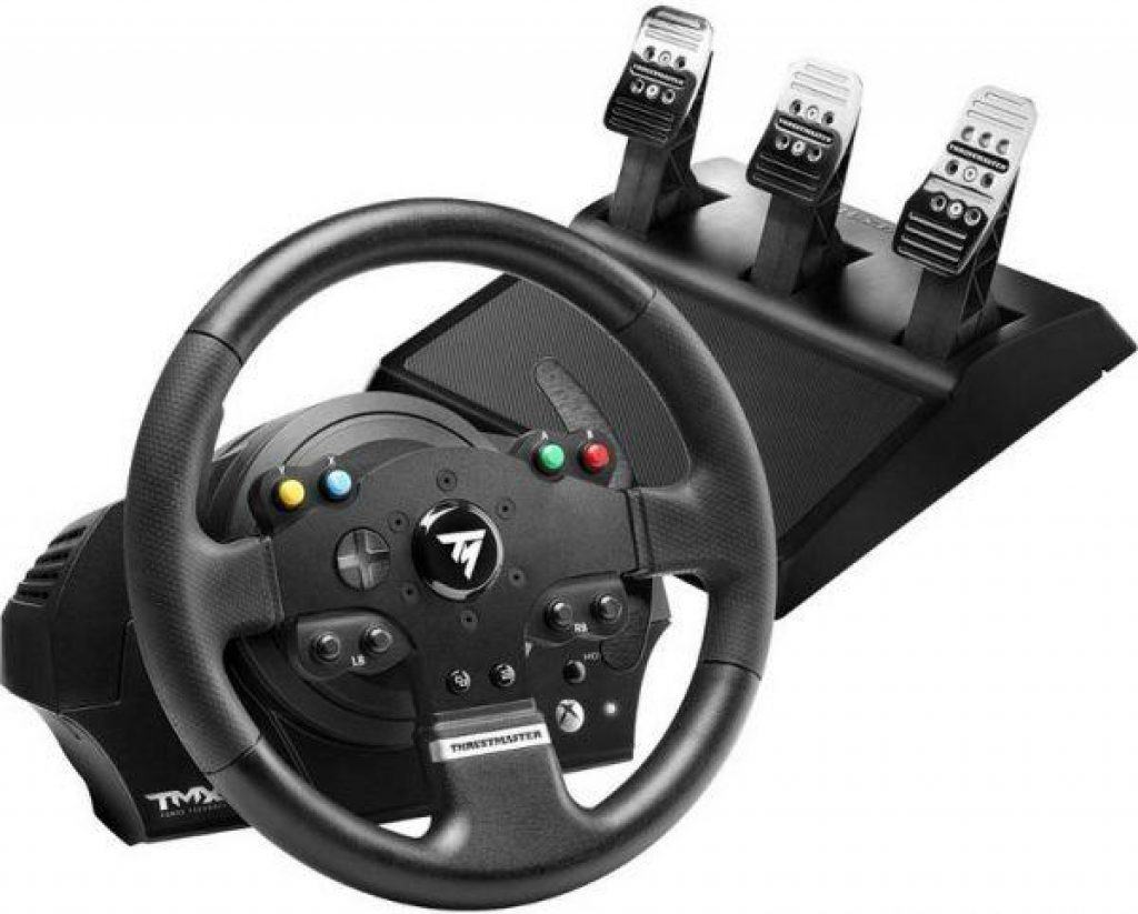 Thrustmaster TX Leather Edition steering wheel