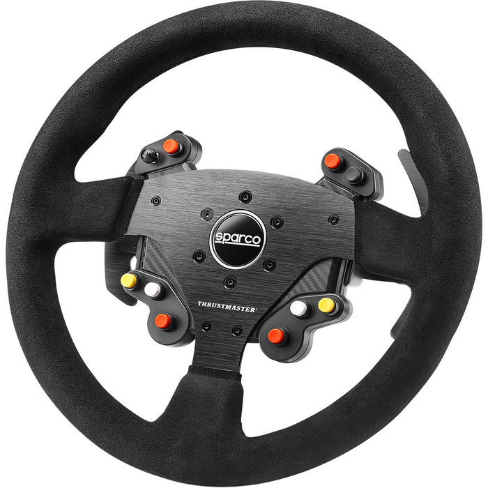 beste racestuur thrustmaster tm rally wheel sparco r383 mod kopen review