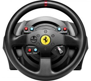 Beste Thrustmaster T300 Ferrari GTE Review