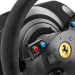 gaming racestuur Thrustmaster T300 Ferrari Alcantara Edition review