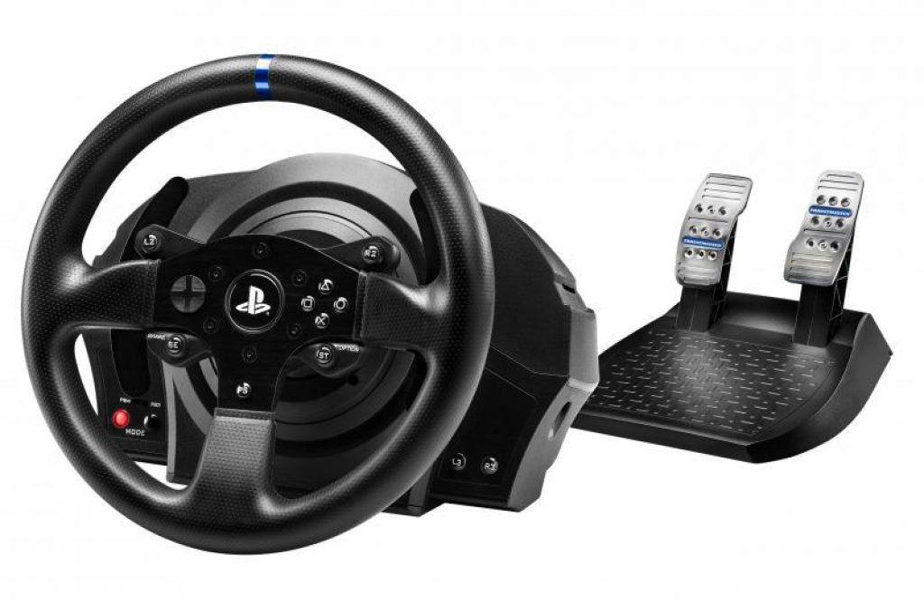 gaming racestuur set Thrustmaster T300 RS review