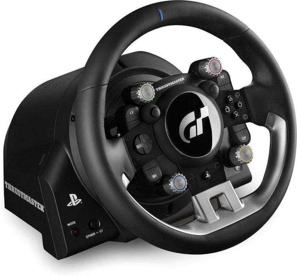 gaming stuur Thrustmaster T-GT review