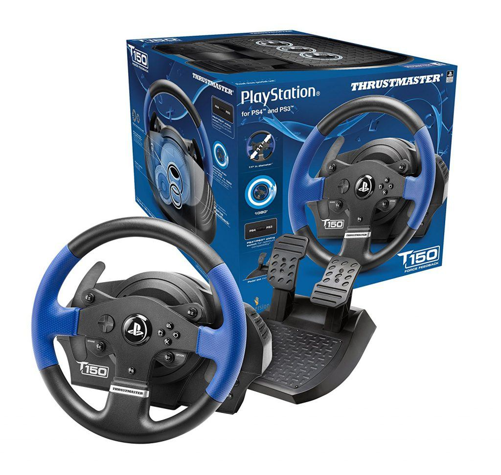gaming stuur Thrustmaster T150 RS Force Feedback