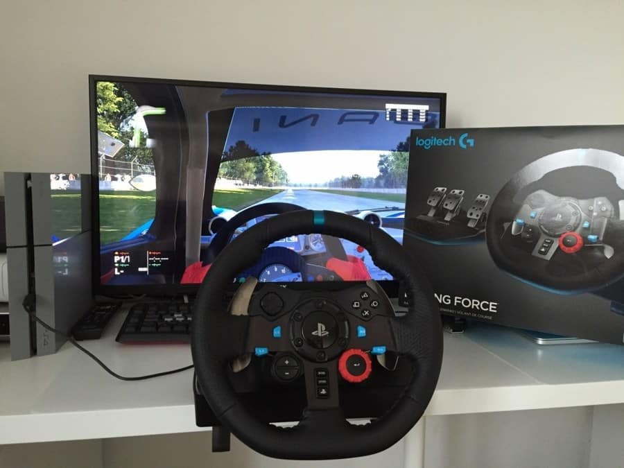 Goedkoopste Logitech G29 Driving Force Review