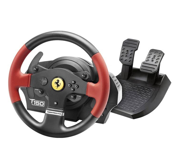 Goedkoopste Thrustmaster T150 RS Force Feedback Review