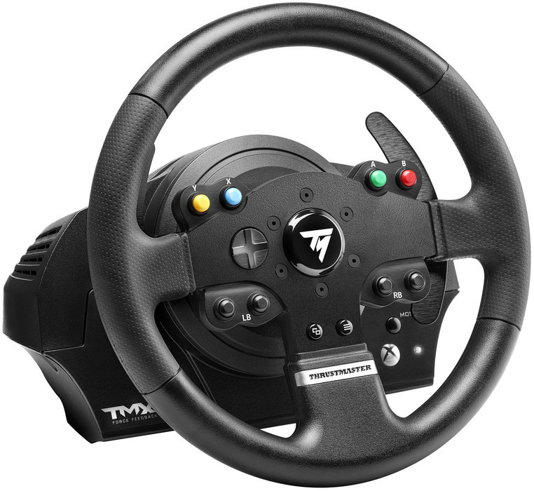 goedkope thrustmaster tmx force feedback racestuur review