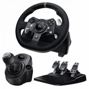 racestuur Logitech G920 Driving Force review