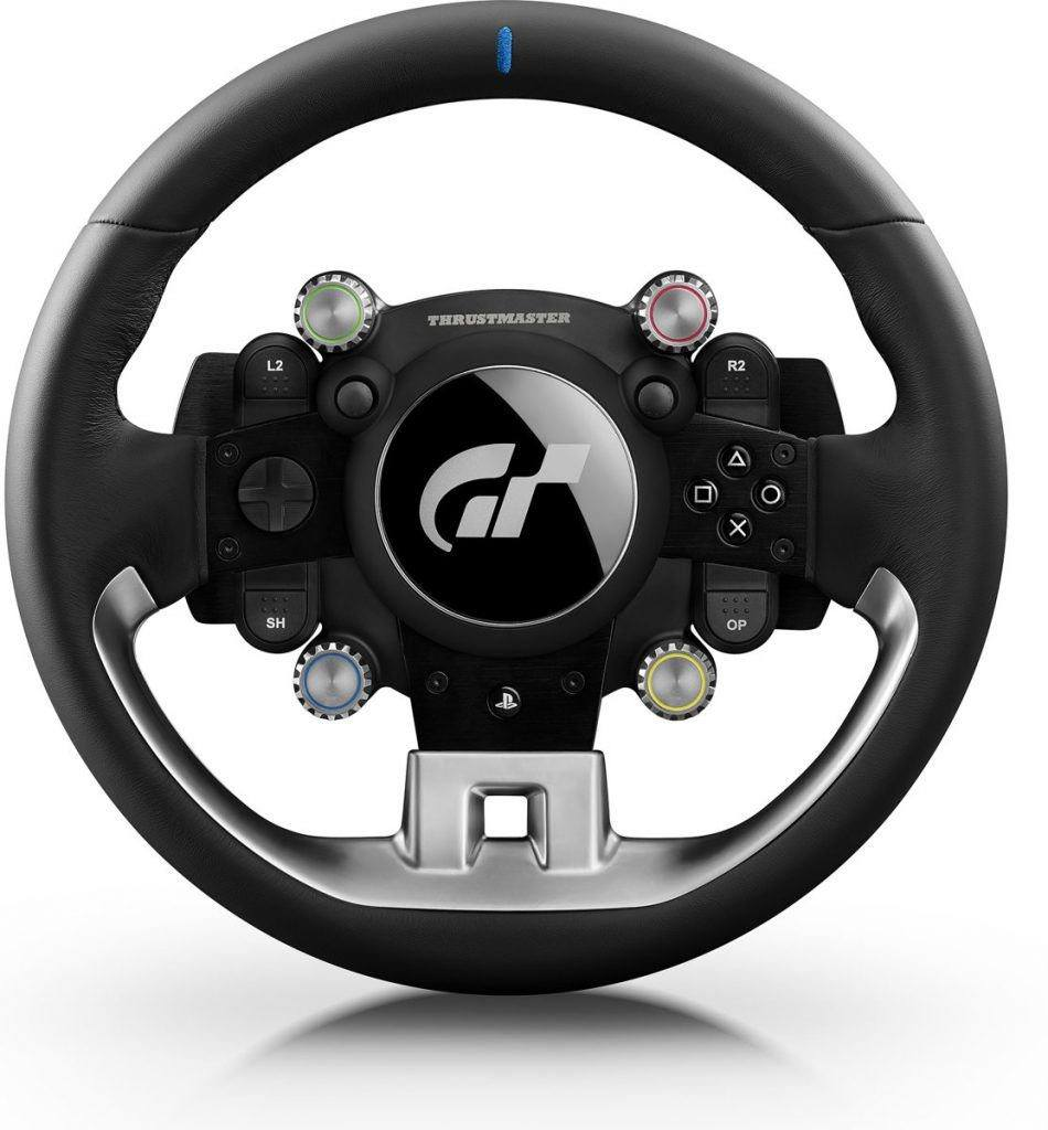racestuur Thrustmaster T-GT review