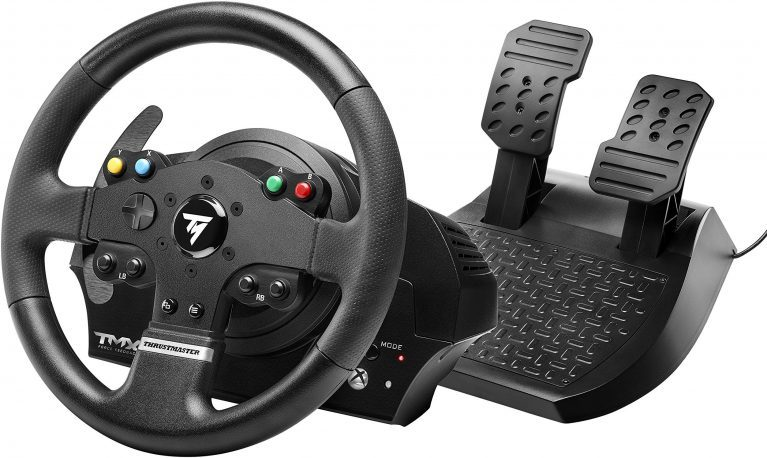 racestuur thrustmaster tmx force feedback review