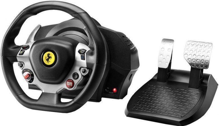racestuur thrustmaster tx ferrari 458 italia review