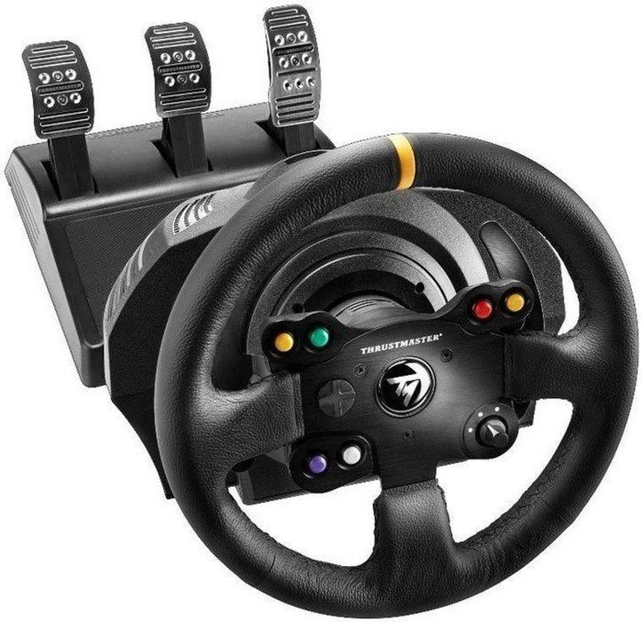 racestuur thrustmaster tx racing wheel leather edition review