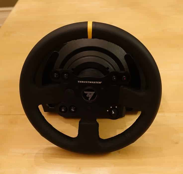 thrustmaster tx racing wheel leather edition review. Black Bedroom Furniture Sets. Home Design Ideas